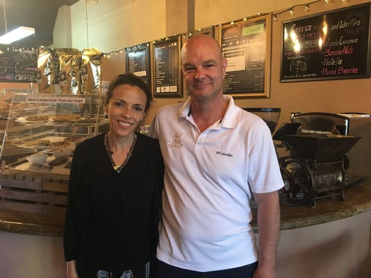 Java House owners