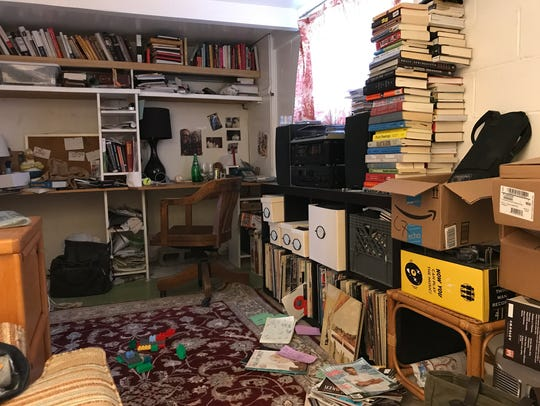 """Betsy Kornelis reclaimed a basement """"dungeon"""" as a"""