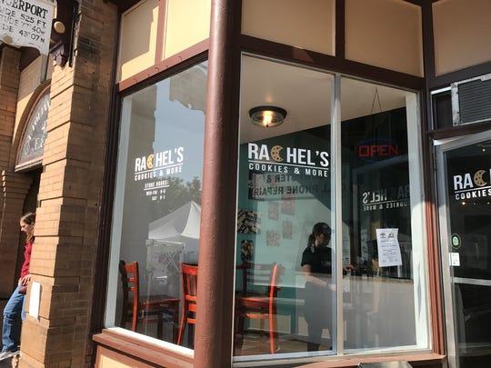 The new Rachel's in Spencerport.