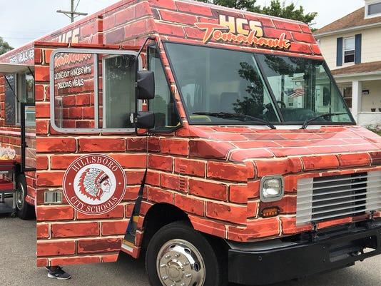 Hillsboro Tomahawk Truck