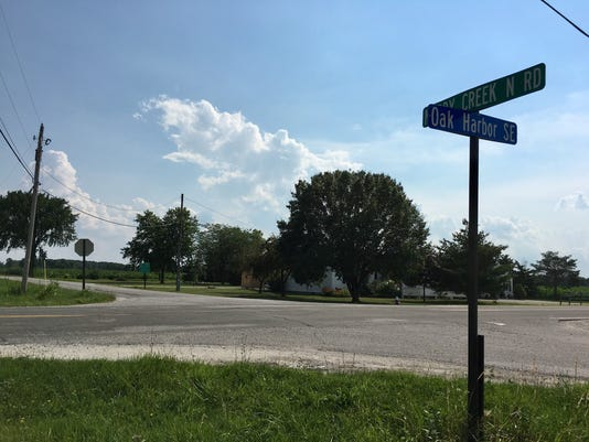 Three dead in Ottawa County crash