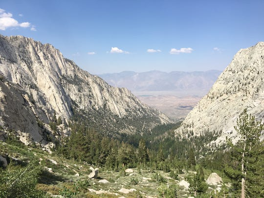 The highest point in the lower 48 states, Mount Whitney, is less than 100 miles away from the lowest point in North America, Death Valley.