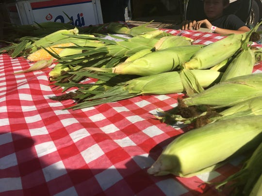 A new farmers market has opened on Thursday starting at 4 p.m. in Staunton's west end.