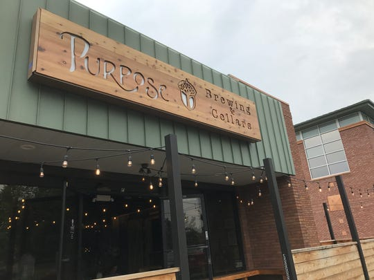 Purpose Brewing & Cellars  opened in Fort Collins out of the old 1933 Brewing facility last year. Now it wants to move and expand to 909 N. College Ave.