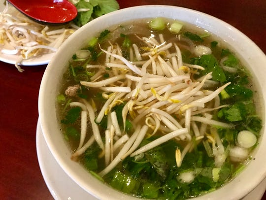 Noodle Saigon has been serving pho in North Naples