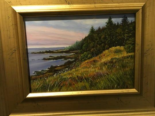 Trinity Bay, Newfoundland.