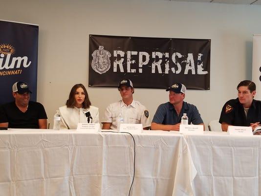 Reprisal Press Conference