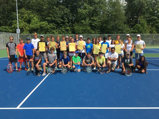 Port Huron Northern Tennis