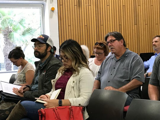 An audience packed with growers, local leaders and members of the agriculture industry packed the Agriculture Roundtable led by Congressman Jimmy Panetta at Hartnell College on Thursday.