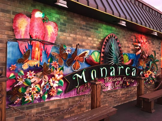 Monarca's Authentic Mexican Cuisine Bar & Grill is