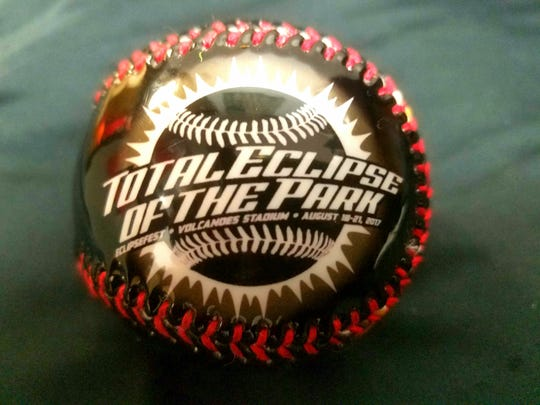 The Salem-Keizer Volcanoes will host the first Eclipse Game in baseball history on Aug. 21, 2017.