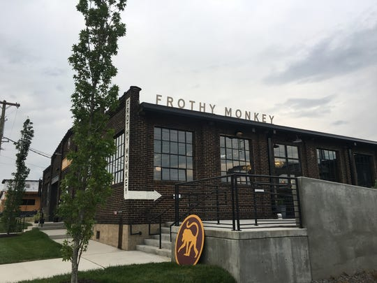 Frothy Monkey is now open at 1400 51st Ave. N. in The