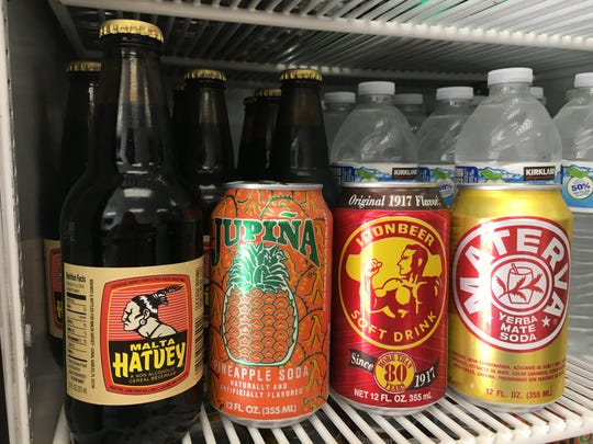 Old-school Cuban soda brands that are now made in Florida