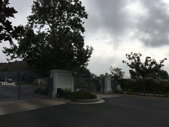 The Dos Vientos neighborhood of Newbury Park has been the site of several anti-Semitic incidents since the beginning of last year.