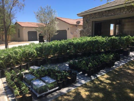 Desert Hot Springs police seized $1 million worth of