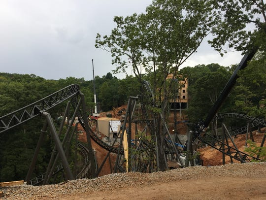 New ride reveal at Silver Dollar City