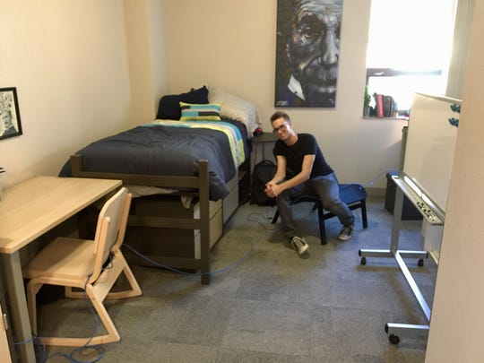 ASU opened a new residence hall this year for engineering