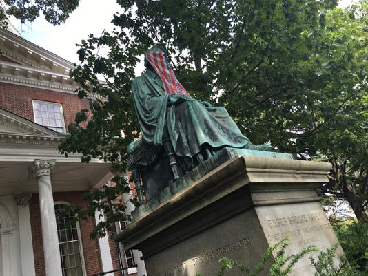 Roger B. Taney Statue
