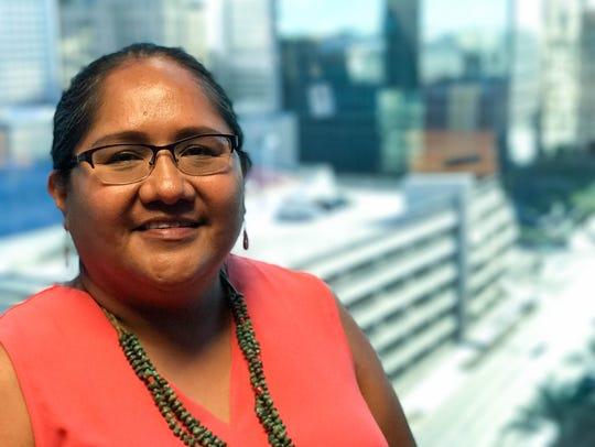 Debbie Nez-Manuel says as Navajo people, it is not