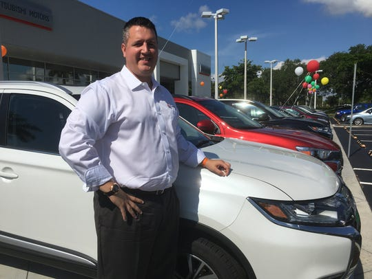 Lenny Condi is general manager at Fort Myers Mitsubishi.