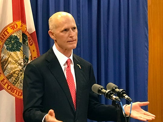 Florida GOP Governor Rick Scott