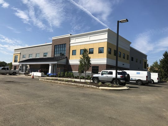Immediate Care Medical Walk-In will be a part of the new Marlboro Medical Arts building under construction on Newman Springs Road.