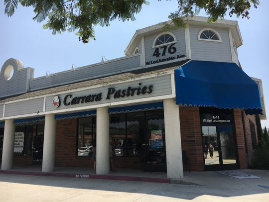 The Moorpark location of Carrara Pastries is part of