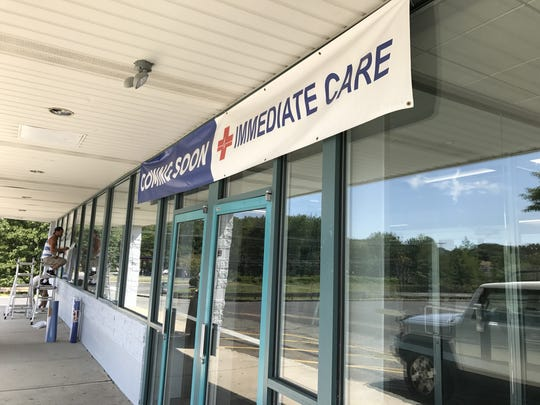 Immediate Care, an urgent care center, opens Friday at the Cambridge Square shopping center on Route 9 in Marlboro.