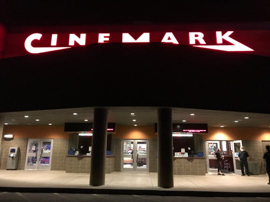 A Cinemark multiplex in California.