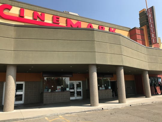 Cinemark 14 in Redding is scheduled to reopen July 10.