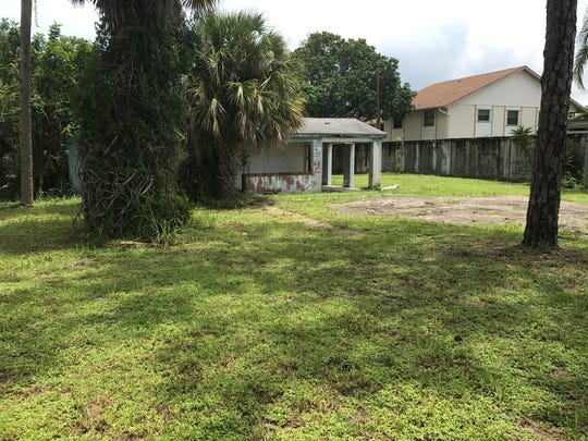 This property, at 1701 S.W. Palm City Road, has been
