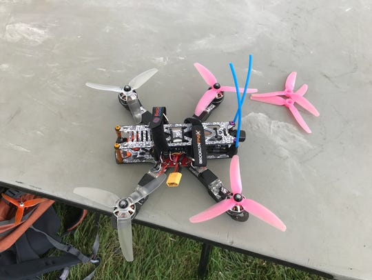 A drone.