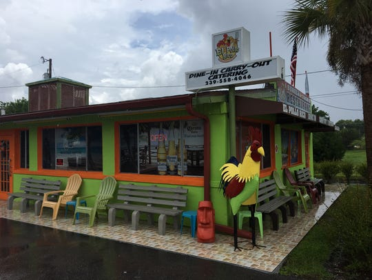 El Pollo Rico on Pine Island is known for the diversity