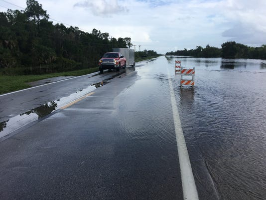 Cape Coral flooding