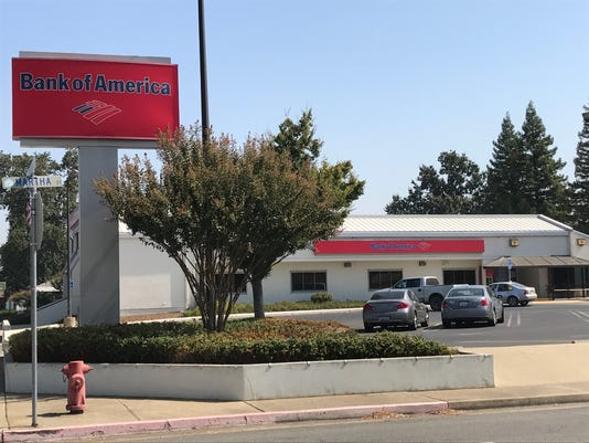 Bank of America in Anderson