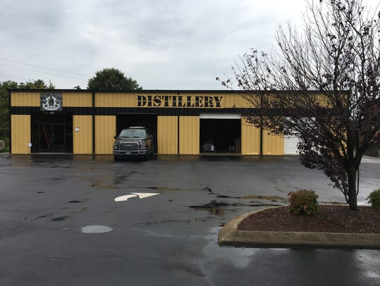 Leatherwood Distillery is set to open in September