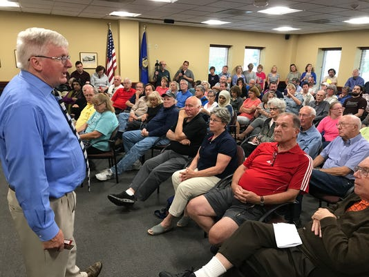 Glenn Grothman Town Hall Meeting in Mequon
