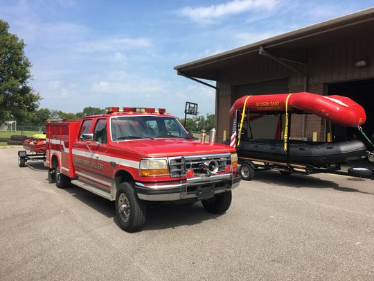 Murfreesboro Fire Rescue Department will deploy staff and equipment to Texas to assist in relief efforts after severe flooding from hurricane Harvey.