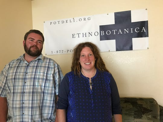 Ryan Booker and Stephanie Kiel are the founders of