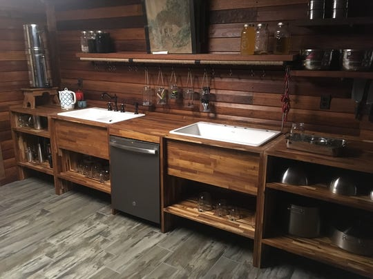 A new Clifton, Tenn., company, van Kleef International, specializes in exotic hardwood products for outdoor use. It is one of the hundreds of exhibitors with new products.