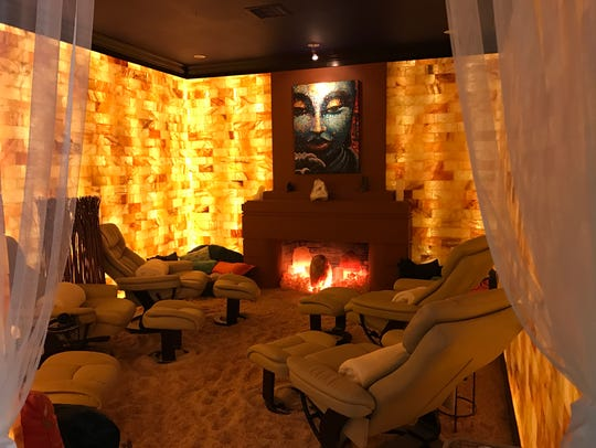 Salt of the Earth Halotherapy & Spa opened Aug. 7 in