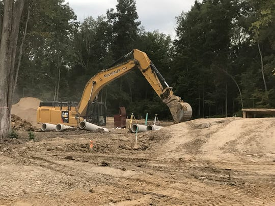 E.T. MacKenzie Co. starts site preparation for a new