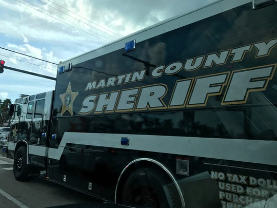 Martin County Sheriff's Office brings out heavy duty