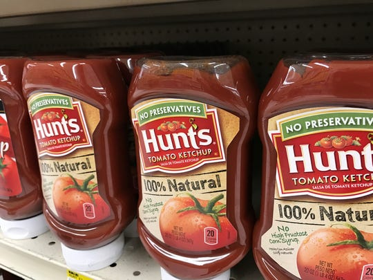 Consumers rallied against Hunt's anti-GMO stance, calling