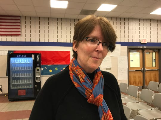 Montclair BOE member Anne Mernin stepped down from the board during the January 8 meeting citing attacks from an email sent by an anonymous source questioning her residency.