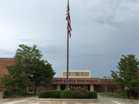 Larry A. Ryle High School in Union is slated to become