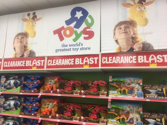"""Toys """"R"""" Us is weighing its options in the face of"""