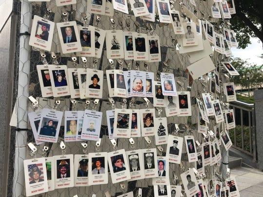The 6th annual 9/11 Memorial Stair Climb took place
