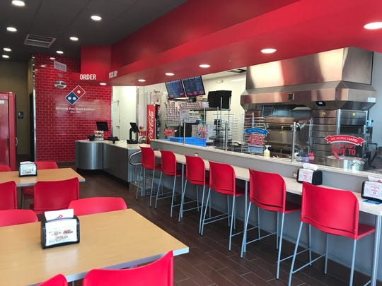 """Domino's """"Pizza Theater"""" Now Open in Scottsdale"""