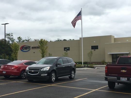 In July 2016, the CBT Co. opened its doors at new headquarters built on a former Kmart site in Columbia Township.